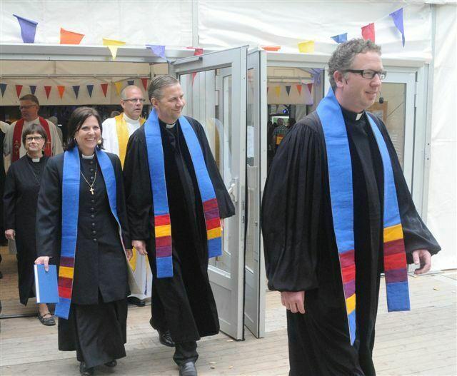 2012 bildandet kyrkoledare