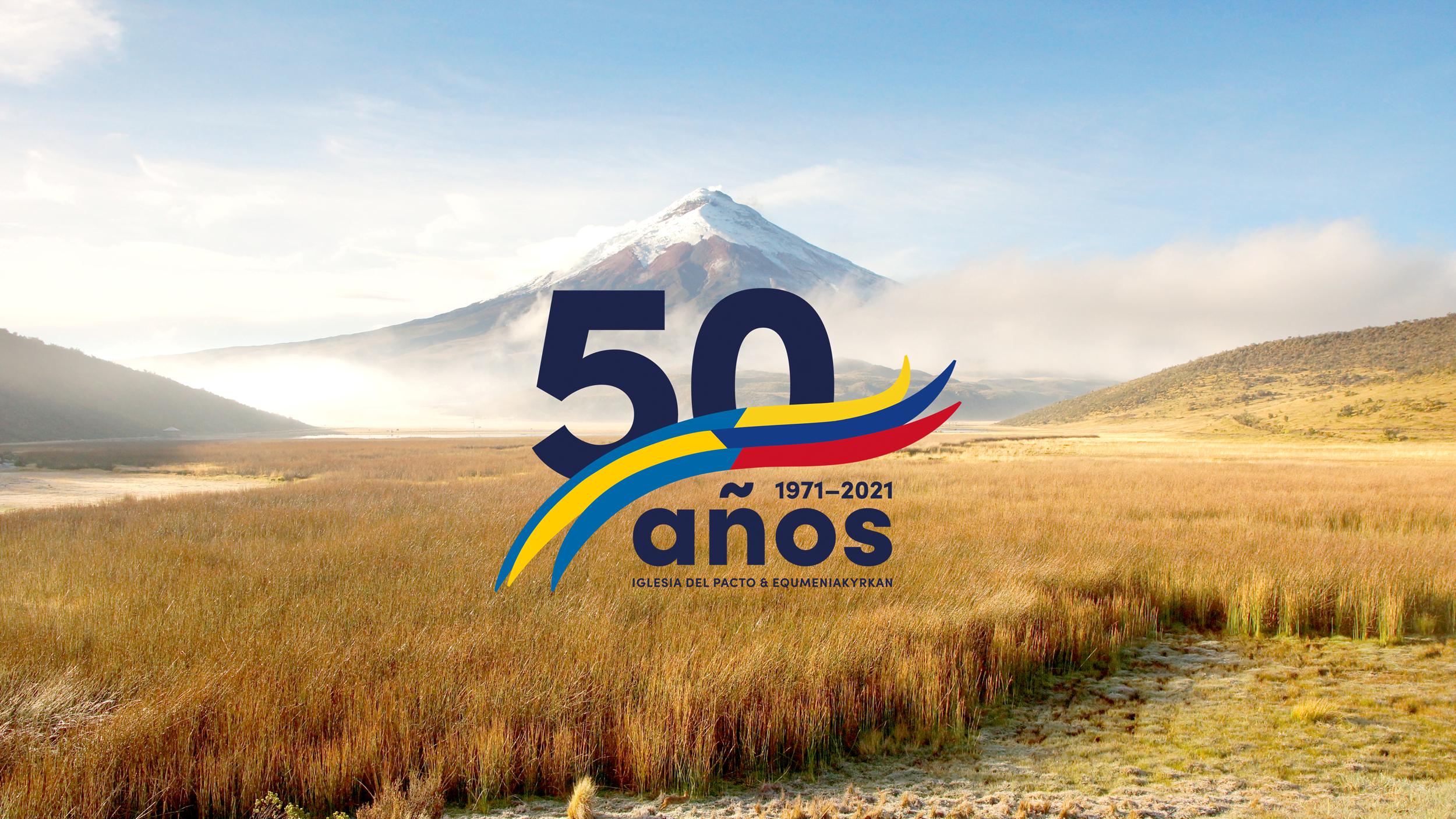 ecuador 50 år