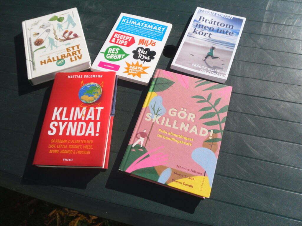 Böcker klimatet