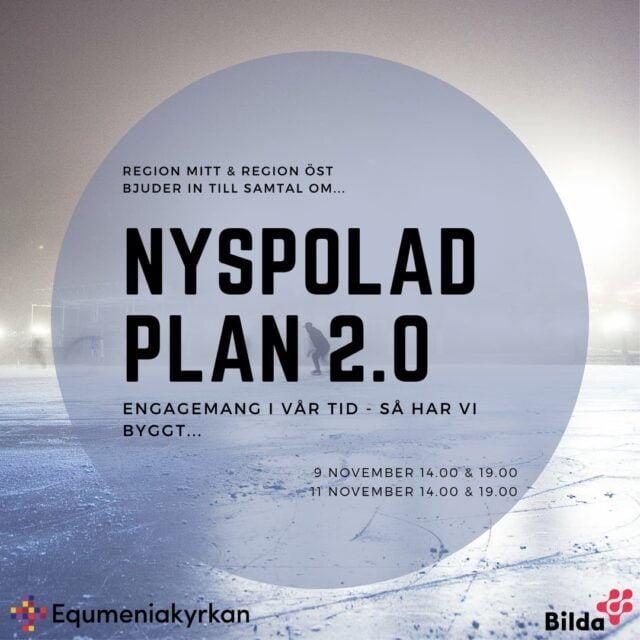 Logga Nyspolad Plan 2.0