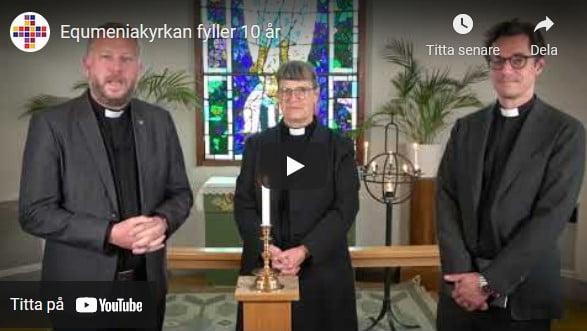 Andakt med kyrkoledarna